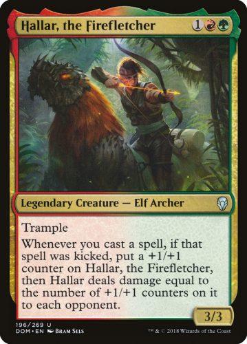 Hallar, the Firefletcher