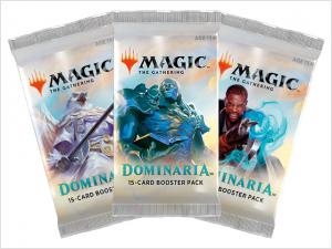 Dominaria Boosters