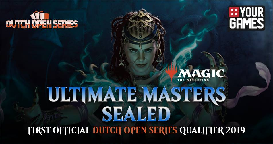 Ultimate Masters Sealed DOQ
