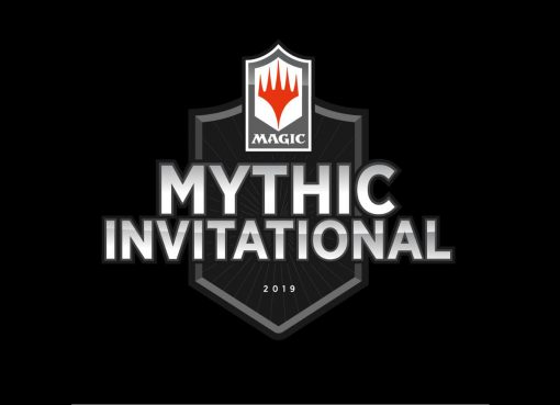Mythic Invitational 2019 Logo