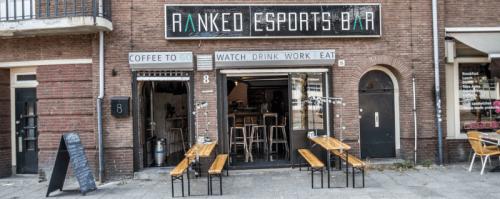 Ranked eSports Bar Amsterdam