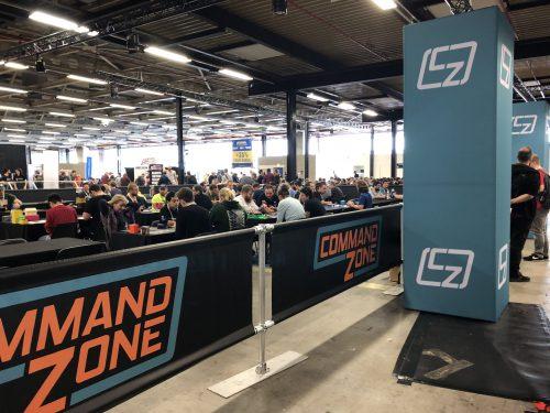 Command Zone MagicFest Utrecht